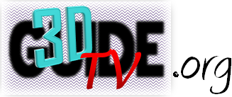 3D TV Guide Logo